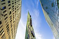 Netherlands, Amsterdam, facades of IJDock - WDF03880