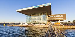 Netherlands, Amsterdam, Muziekgebouw aan 't IJ and Bimhuis - WD03901