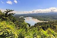 Peru, Amazon basin, view on Rio Madre de Dios from Mirador Atalaya - FOF08826