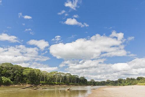 Peru, Amazon basin, Manu National Park, Rio Madre de Dios - FOF08829