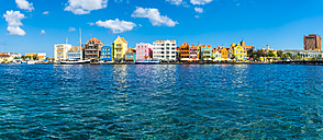 Caribbean, Antilles, Curacao, Willemstad, - AMF05279