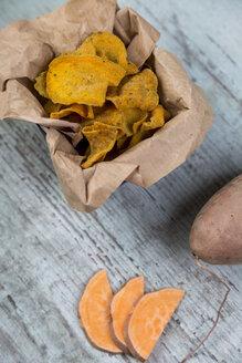 Sweet potato chips - JUNF00852