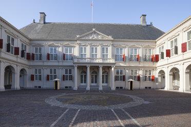 Netherlands, The Hague, Noordeinde Palace - WI03395