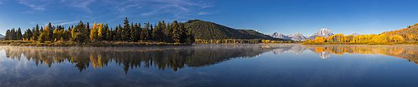 USA, Wyoming, Rocky Mountains, Teton Range, Grand Teton National Park, scenic - FOF08890