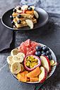 Bowl of various fruits - SARF03187