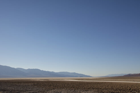 USA, California, Death Valley, Badwater Basin - LMF00721