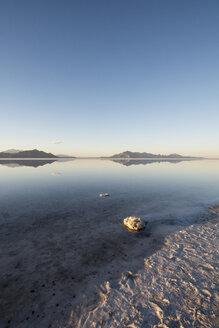 USA, Utah, Salt Flats - LMF00724