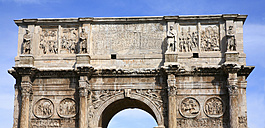 Italy, Rome, Arch of Constantine - DSGF01474
