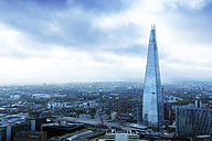 UK, London, cityscape with The Shard - BRF01418