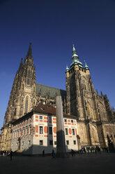 Czechia, Prague, St Vitus Cathedral - DSGF01504