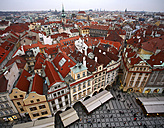 Czechia, Prague, cityscape with Old Town Square - DSGF01510