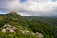 Portugal, Sintra, National Palace - DSGF01528