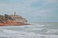Spain, Oropesa del Mar, view to Torre de la Colomera - RTBF00732