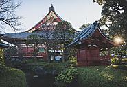 Japan, Tokyo, Asakusa, Senso-ji temple - KEBF00517
