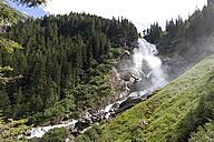 Austria, High Tauern National Park, Krimml waterfalls - ZCF00511