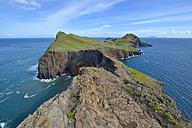 Portugal, Madeira, nature reserve Ponta de Sao Lourenco, peninsula on the east coast - RJF00666