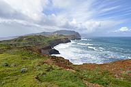 Portugal, Madeira, view from the eastern peninsula Ponta de Sao Lourenco on Madeira - RJF00678