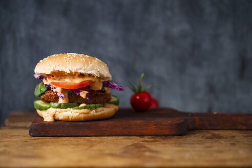 Veggie Burger - MYF01887