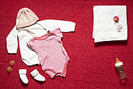 Layette for baby girl - CMF00666