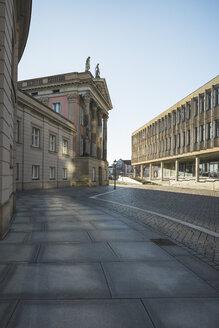 Germany, Potsdam, statehouse formerly city palace at old market - ASCF00730