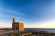 Spain, Menorca, Ciutadella de Menorca, Castillo de Sant Nicolau - SMA00706