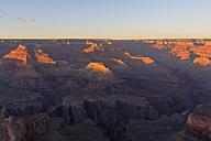 USA, Arizona, South Rim, Colorado River, Grand Canyon National Park - FOF09128