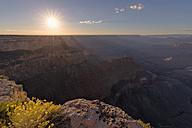 USA, Arizona, South Rim, Colorado River, Grand Canyon National Park - FOF09134