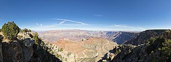 USA, Arizona, South Rim, Colorado River, Grand Canyon National Park, panorama - FOF09137