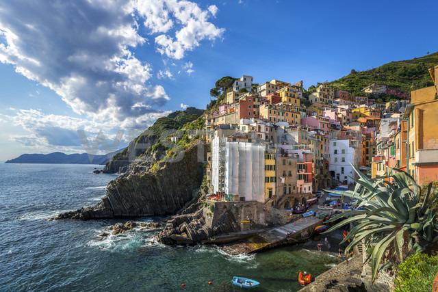 Italy, Cinque Terre, Riomaggiore - PUF00613 - pure.passion.photography/Westend61