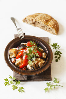 Fried mixed vegetables - EVGF03173