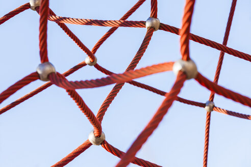 Red climbing net - WDF03993
