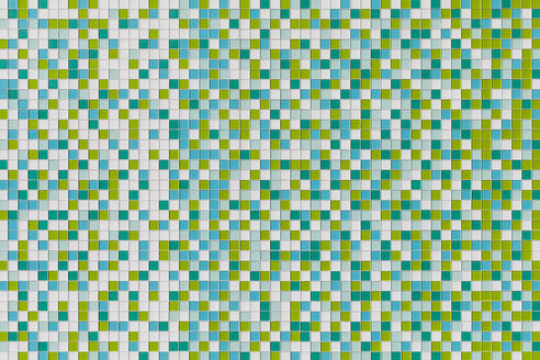 Coloured tiles made of glass - WDF03994