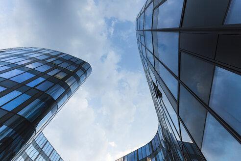 Austria, Vienna, Viertel Zwei, modern architecture - FCF01177