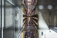 Automatized high rack warehouse - DIGF01790