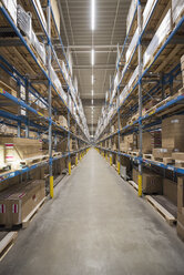 High rack warehouse in factory - DIGF01820