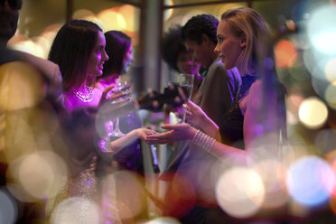 People socializing on a party - ZEF13575