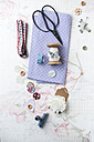 Sewing kit with yarn and scissors - MYF01913