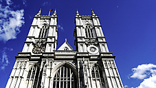 UK, England, London, Westminster Abbey - HOHF01418