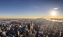 USA, New York City, cityscape - DAWF00537