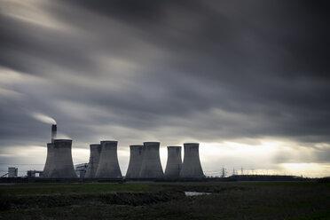 UK, England, North Yorkshire, Eggborough Power Station - SMAF00736