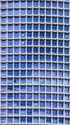 UK, England, London, part of facade of modern office building - HOHF01420