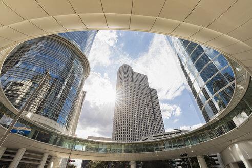 USA, Texas, Houston, 1400 Smith Street, Chevron Building - FOF09268