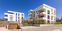 Modern multi-family houses - WDF04006