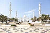 UAE, Abu Dhabi, Sheikh Zayed Mosque - MMAF00081