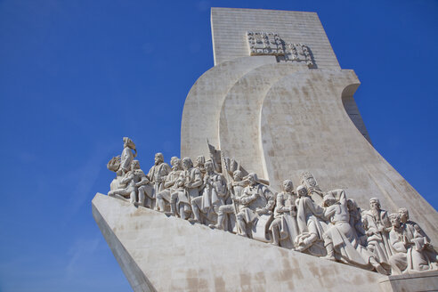 Portugal, Lisbon, Belem, Monument to the Discoveries - PSF00684