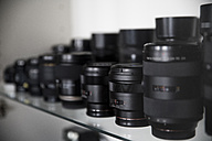 Collection of lenses for reflex cameras - CHPF00401