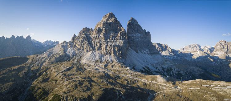 Italy, Alto Adige, Dolomites, Tre Cime di Lavaredo - STCF00314