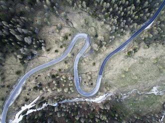 Italy, Alto Adige, Dolomites, Passo di Falzarego - STCF00320