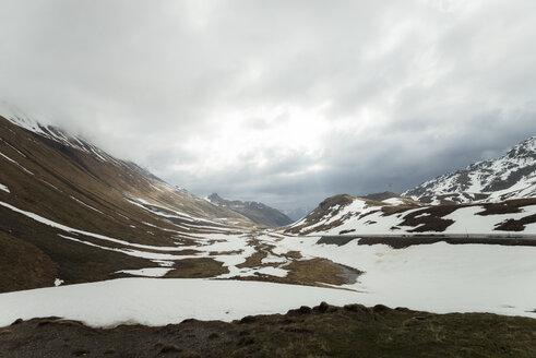 Switzerland, Grisons, Albula Pass - STCF00347