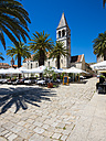 Croatia, Dalmatia, Trogir, old town, Cathedral of St. Lawrence - AM05407